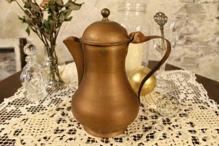 Copper pot K-412
