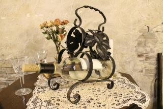 Wine bottle‐Holder(triple) K-489