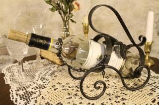 Wine bottle‐Holder(single) K-513