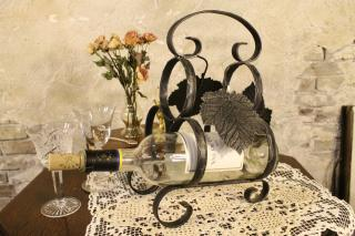 Wine bottle‐Holder(triple) K-526