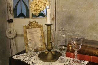 Candle stand 6390