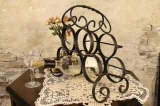 Wine bottle‐Holder(5bottles) K-528